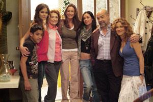 Porodica Serano - španska serija