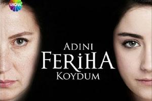 Djevojka imena Feriha - Adini Feriha Koydum